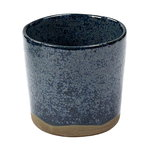 Merci No 9 mug, blue/grey