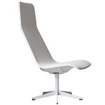 Kite easy chair, light grey