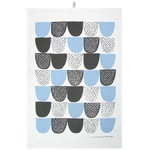 Kauniste Sokeri tea towel, light blue