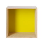 Muuto Modulo Stacked medio, frassino/giallo
