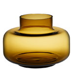 Urna vase, yellow