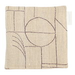 Unien talo pot holder/trivet, beige