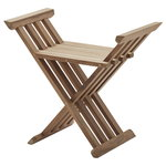 Royal chair, teak