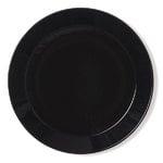 Teema lautanen 26 cm, musta