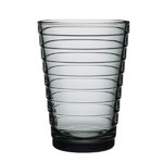 Aino Aalto tumbler 33 cl, grey, set of 2