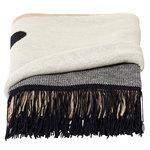 Aymara blanket, pattern Cream