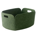 Restore storage basket, green