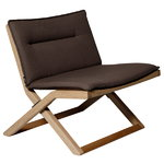 Cruiser armchair, oak