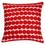 R�symatto cushion cover 50 x 50 cm, red - pink
