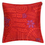 Näsiä cushion cover 40 x 40 cm, red