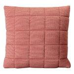 Cuscino Soft Grid 50 x 50 cm, rosso