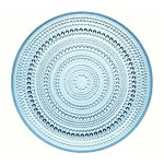 Kastehelmi plate 248 mm, light blue