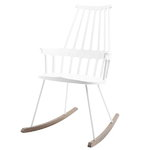 Comback Rocking chair, white