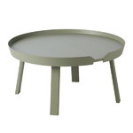 Muuto Tavolo Around grande, dusty green