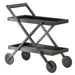 Exit trolley, black