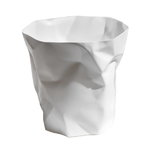 Bin Bin wastebasket, white