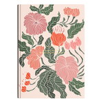 Cozy Publishing Cozy Flower notebook, peace lily