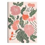 Cozy Publishing Cozy Flower muistikirja, peace lily