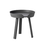Muuto Around coffee table, small, anthracite