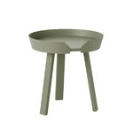 Muuto Around table small, dusty green