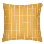 Pieni Tiiliskivi cushion cover 40 x 40 cm, yellow