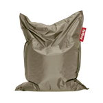 Junior bean bag, olive green