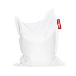 Junior bean bag, white