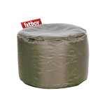 Point stool, olive green