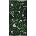 Kasvio tablecloth 140 x 280 cm, green-lilac