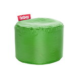 Point pouf, grass green