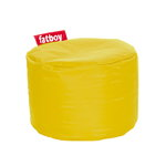 Point pouf, yellow