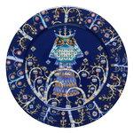Iittala Taika plate 27 cm, blue