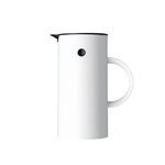 EM Press coffee maker, white