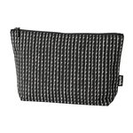 Rivi pouch, small, black-white