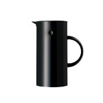 EM Press coffee maker, black