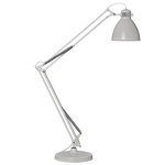 L-1 architect lamp, white