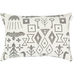 Maailman synty cushion, white