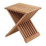 Fionia stool, teak