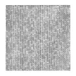 Ultima Thule paper napkin 33 cm, grey