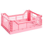 Colour crate, M, light pink