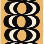 Kaivo fabric, beige - black - lilywhite