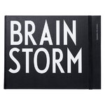 Design Letters Brainstorm notebook