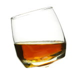 Whiskey glass, rounded base, 6-pack