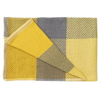 Muuto Loom throw, yellow