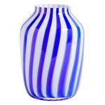 Juice vase, high, blue