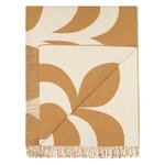 Kaivo blanket, off white - beige