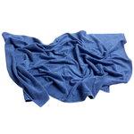 Frotte pyyhe 150 x 100 cm, sininen