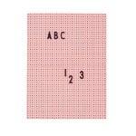 Muistitaulu A4, pinkki