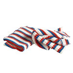 Kitchen cloth 2 pcs, blue-red-white