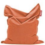 Original Stonewashed bean bag, orange